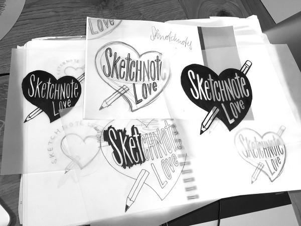 sketchnote-love-logo-making-of