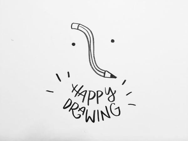 Happy Drawing! - Nadine's Blog
